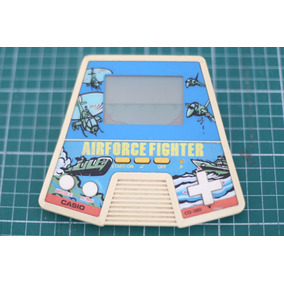 Mini Game Casio Cg 380 Air Force Fighter Funcionando