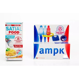 Combo Adelgazante! Satial Food + Ampk X 60 Comprimidos
