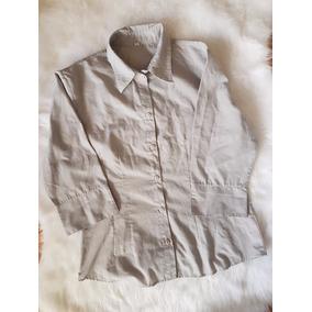 1109efcd64 Camisas Entalladas Mujer De Vestir Chombas Blusas Capital Federal ...