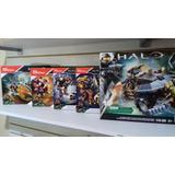 Halo Mega Bloks Y Mega Construx Super Paquete!!!