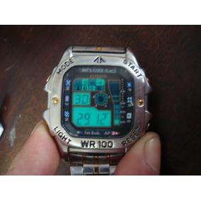 c8c6a07c3cf Citizen Pulseira Wr100 - Joias e Relógios no Mercado Livre Brasil