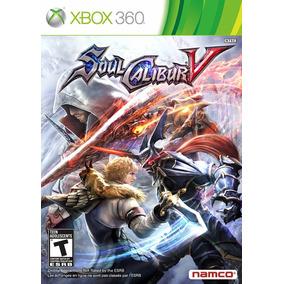 Soul Calibur V Xbox 360 Midia Fisica