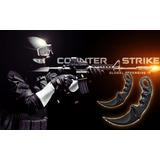 Cuchillos Karambit Fabulosos De Acero!! Counter Strike Csgo!