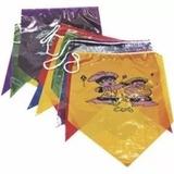 50mts Bandeira Festa Junina Estampado Varal Bandeirinha