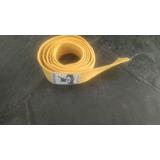Cinturon Taekwondo - Amarillo-