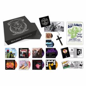 Black Sabbath Box Lps The Ten Year War Deluxe Edition 2017