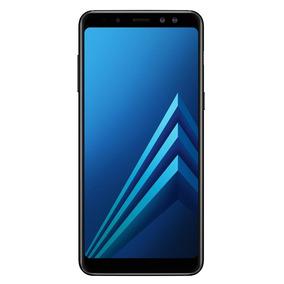 Celular Libre Samsung A8 Negro