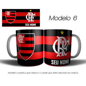 Caneca Flamengo Com Seu Nome E Número Cerâmica 350ml. R  29 78 c732ac93e3c77
