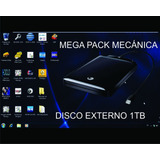 Pack Software Automotriz Dicatec+wow+vivid+simplo+ Disco 1tb