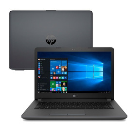 Notebook G6 246 I5 4gb 500gb W10 Hp