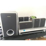 Sony Dav-dx150 Home Theater System