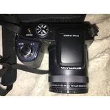 Cámara Fotográfica Y Filmadora Olympus Sp-820uz. Impecable.