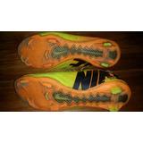 Nike Media Fibra Carbono Talle 7 Us
