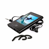 Reproductor Mp3 Mp4 8gb Bluetooth Eclipse Touch Video Supra