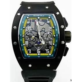 1102f96749e Relógio Hublot King Power Ayrton Senna 50 Anos. 53mm - Joias e ...