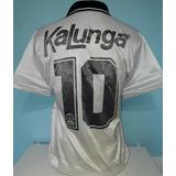 Camiseta Corinthians Kalunga Anos 1990 Orig Finta Neto- 79 64c5baf622935