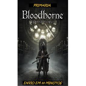 Bloodborne The Old Hunters (dlc) Ps4 Original 1