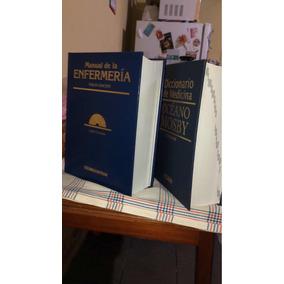 Tomo Manual De Enfermería Y Diccionario De Emfermeria
