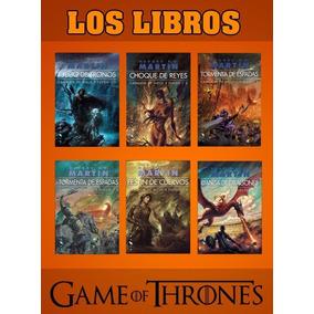 Juego De Tronos - Game Of Thrones Pdf Digital Saga 6 Libros