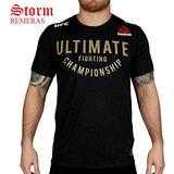 Remera Ufc - Ultimate Fighting Championship - Night Walkout