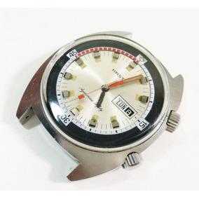 3a5b9974f63 Reloj Vintage De Buceo Sherpa Felca Submarino Snorkel Diver