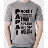 Camiseta Feliz Dia Dos Pais Estilizada No Mercado Livre Brasil