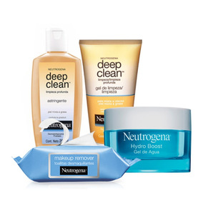 Kit Neutrogena Piel Normal/mixta