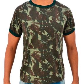 0357b254cb Camiseta Camuflada Exército De Cristo Masculino Em Grande Sao Paulo ...