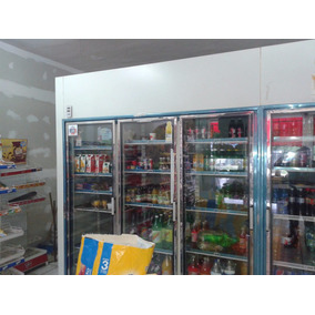 Cámara De Refrigeración Tipo Oxxo