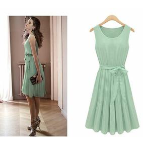 Hermoso Vestido Mode Asiatica Envio Inmediato
