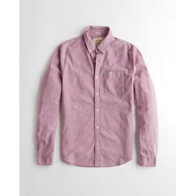 Camisa Hollister By Abercrombie Polo De Hombre Talle L