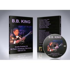 Dvd B.b. King - Jazz Port Festival 1991