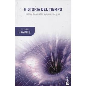 Historia Del Tiempo - Stephen Hawking - (ciencia)
