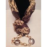 Chalinas- Bijou-pashminas-accesorios Femenino-collar.subasta