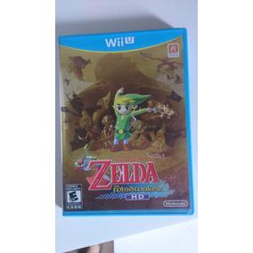 Zelda W.waker+new Super Mario Bros Troco P/ Wiiu Procontrole