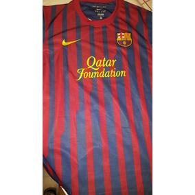 Camiseta Original Nike Del Barcelona Talle M Nueva dc143d838d6