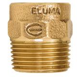 Conector Bronze 28x1 Macho 604-rm Eluma Eluma