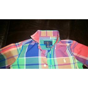 5795d9fe28 ... Original De Usa Talle Xl Beige. Usado - Montevideo · Camisa Niño Polo  Ralph Lauren
