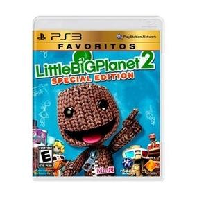 Little Big Planet 2: Special Edition Favoritos Ps3 Lacrado