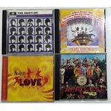 Cd The Beatles Love A Hard Days Sgt Peper