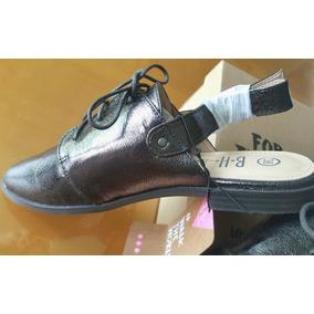 Zapato Para Dama Nuevo.t.38.gris Oscuro Brillante. 4f1bc1d23a9d