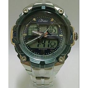 4e1ba0d37e5 Relogio Ana Hickmann Pulseira Branca Masculino - Relógios De Pulso ...