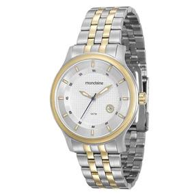 946eba36b929e Relógio Masculino Mondaine Pulseira De Aço - 94915gpmvba1 por Ricardo Eletro