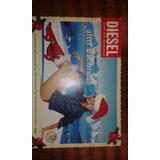 Postal Jeans Diesel , Antigua, De Coleccion