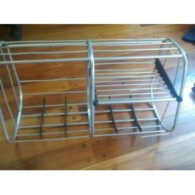 Práctico Secaplatos De Aluminio - Excelente Estado ba2eb95c8420