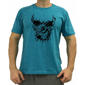 Camiseta Masculina Camisa Blusa T-shirt Treino Slim Fit