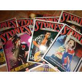 Rolling Stones - Revistas Coleccion Completa + Sobre Oferta