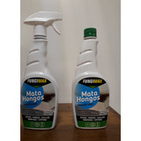 Mata Hongos Algas Y Moho Techos Paredes Cortinas Ropa 500ml