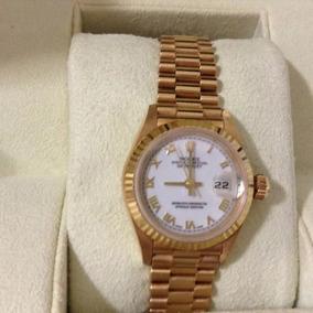 af46dedc290 Relogio Constantin Feminino - Relógio Rolex no Mercado Livre Brasil