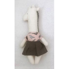 Muñeco De Apego - Jirafa